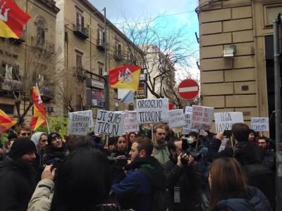 Salvini contestato a Palermo. Vecchie e nuove forme di comunicazione/partecipazione