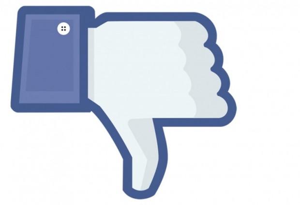 """E-Mail 'Facebook prepara il pulsante """"non mi piace"""". Ma solo per alcune cose' To A Friend"""