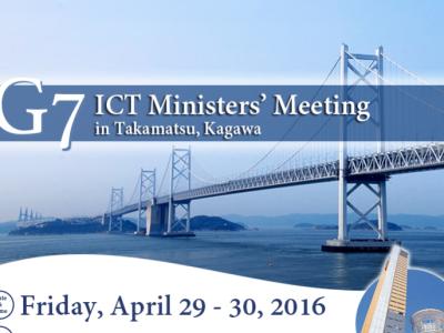 Al via domani il G7 sulla tecnologia: ecco di cosa si parlerà