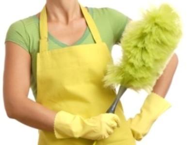 La mia stima per le signore delle pulizie