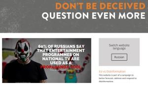 propaganda russia