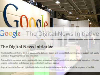 Giornalismo digitale: dal fact checking al data driven. I 7 progetti italiani finanziati da Google
